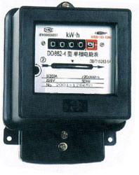 感应式单相电能表 DD862