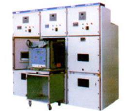 指明 金属铠装中置式开关柜 KYN28A-12GZS1