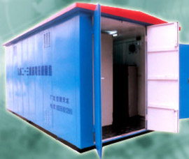 天水二一三 箱式配电室 XPW-0.4