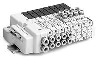 SMC 5 通电磁阀  SQ1000